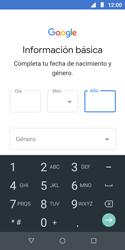 Crea una cuenta - Motorola Moto E5 Play - Passo 8