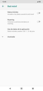Cómo seleccionar una red en su teléfono manualmente - Motorola Moto G8 Play (Single SIM) - Passo 6