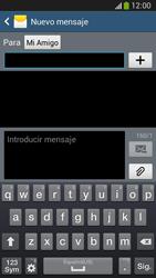 Envía fotos, videos y audio por mensaje de texto - Samsung Galaxy Zoom S4 - C105 - Passo 8