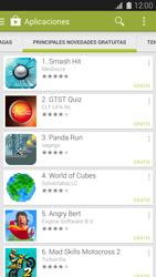 Instala las aplicaciones - Samsung Galaxy S5 - G900F - Passo 11
