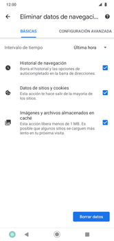 Limpieza de explorador - Motorola Moto G8 Play (Single SIM) - Passo 11