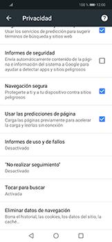 Limpieza de explorador - Huawei Mate 20 Lite - Passo 8