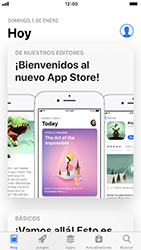 Instala las aplicaciones - Apple iPhone 8 - Passo 3