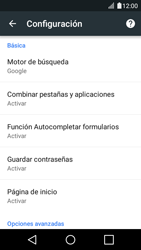Configura el Internet - LG K4 - Passo 26