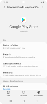 Limpieza de aplicación - Samsung Galaxy S20 - Passo 5