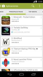 Instala las aplicaciones - Motorola Moto G - Passo 7