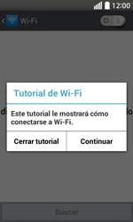 Configura el WiFi - LG L70 - Passo 5
