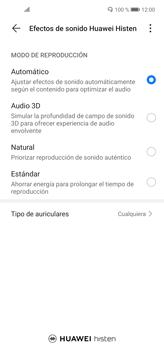 Cómo habilitar el Huawei Histen - Huawei P40 Lite - Passo 6