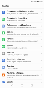 Configura el WiFi - Huawei P Smart - Passo 4