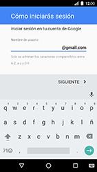 Crea una cuenta - LG K8 (2017) - Passo 10