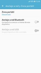 Configura el hotspot móvil - Samsung Galaxy J5 Prime - G570 - Passo 5