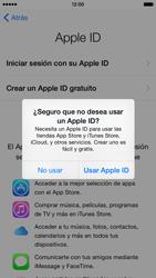 Activa el equipo - Apple iPhone 6 - Passo 15