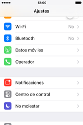 Configura el hotspot móvil - Apple iPhone 4s - Passo 3
