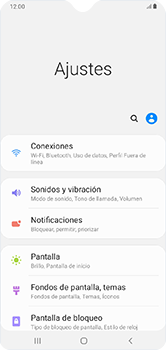 Configura el WiFi - Samsung Galaxy A10 - Passo 4