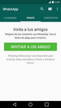 Configuración de Whatsapp - LG G4 - Passo 10