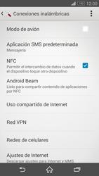 Configura el Internet - Sony Xperia Z3 D6603 - Passo 5
