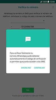 Configuración de Whatsapp - Samsung Galaxy A7 2017 - A720 - Passo 9