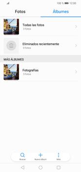 Transferir fotos vía Bluetooth - Huawei Y7 2019 - Passo 5