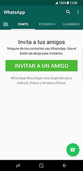 Configuración de Whatsapp - Samsung Galaxy S8 - Passo 13
