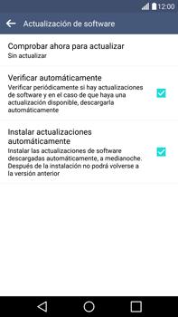 Actualiza el software del equipo - LG G4 - Passo 10