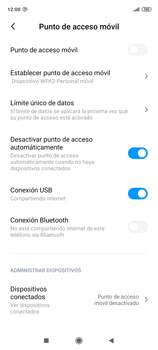 Comparte la conexión de datos con una PC - Xiaomi Redmi Note 9 Pro - Passo 9