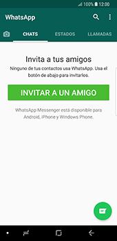 Configuración de Whatsapp - Samsung Galaxy S9 - Passo 14