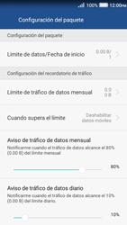 Desactivación límite de datos móviles - Huawei Y3 II - Passo 9