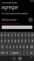 Configura el Internet - Nokia Lumia 1320 - Passo 10