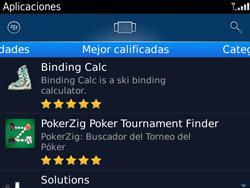 Instala las aplicaciones - BlackBerry Bold 9720 - Passo 17
