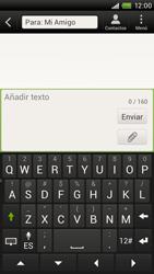 Envía fotos, videos y audio por mensaje de texto - HTC ONE X  Endeavor - Passo 7