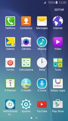 Instala las aplicaciones - Samsung Galaxy S6 - G920 - Passo 3