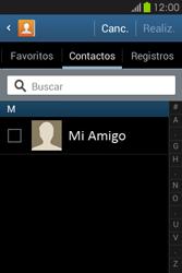 Envía fotos, videos y audio por mensaje de texto - Samsung Galaxy Fame GT - S6810 - Passo 5