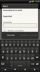Configura el WiFi - HTC One S - Passo 7