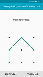 Desbloqueo del equipo por medio del patrón - Samsung Galaxy J5 - J500F - Passo 8