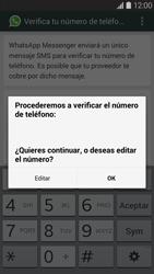 Configuración de Whatsapp - Samsung Galaxy S5 - G900F - Passo 6