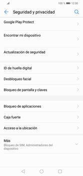 Desbloqueo del equipo por medio del patrón - Huawei Y7 2019 - Passo 4