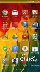 Uso de la navegación GPS - Samsung Galaxy Alpha - G850 - Passo 3