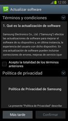 Actualiza el software del equipo - Samsung Galaxy S 3  GT - I9300 - Passo 9
