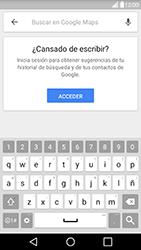 Uso de la navegación GPS - LG G5 - Passo 7