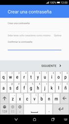 Crea una cuenta - HTC Desire 626s - Passo 11