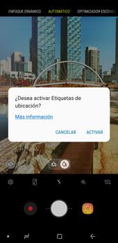 Opciones de la cámara - Samsung A7 2018 - Passo 6