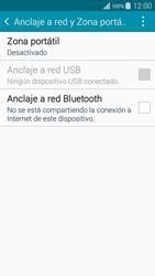 Comparte la conexión de datos con una PC - Samsung Galaxy A3 - A300M - Passo 5