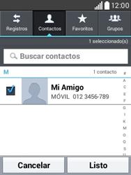 Envía fotos, videos y audio por mensaje de texto - LG L20 - Passo 6