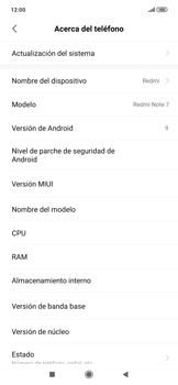 Actualiza el software del equipo - Xiaomi Redmi Note 7 - Passo 5