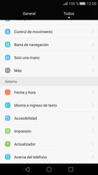 Actualiza el software del equipo - Huawei P8 - Passo 4