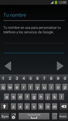Crea una cuenta - Samsung Galaxy S4  GT - I9500 - Passo 5