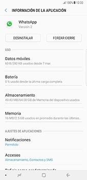 Desinstalar aplicaciones - Samsung Galaxy Note 8 - Passo 5