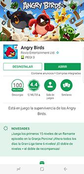 Instala las aplicaciones - Samsung Galaxy S8+ - Passo 18