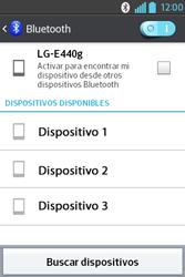 Conecta con otro dispositivo Bluetooth - LG L4 II - Passo 6