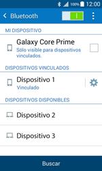 Conecta con otro dispositivo Bluetooth - Samsung Galaxy Core Prime - G360 - Passo 8